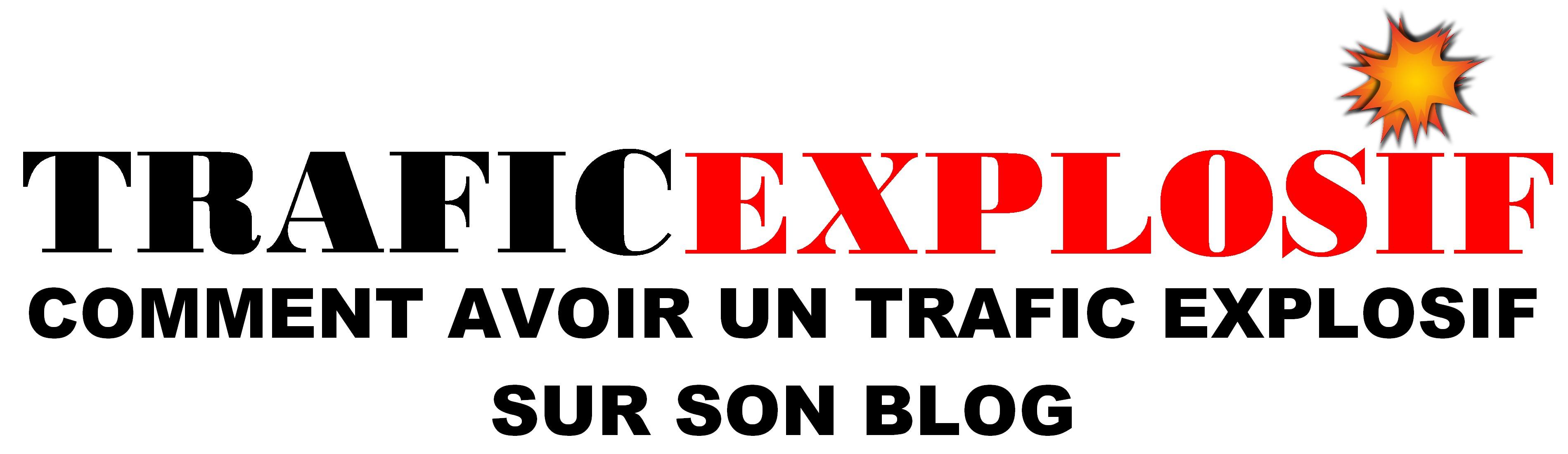 Trafic Explosif